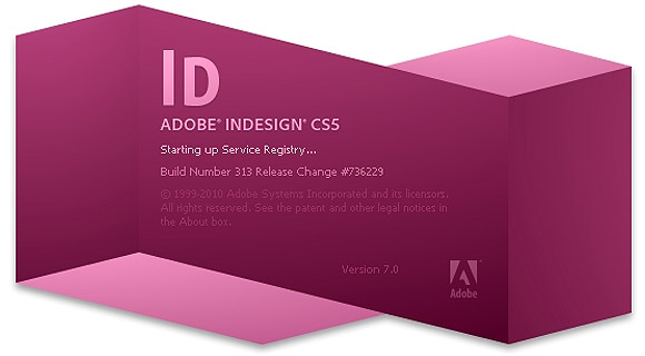 InDesign vs Photoshop