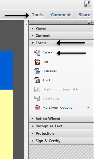 how to make an interactive pdf in indesign