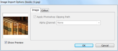 3 - Placing Images in Your InDesign CS5 Document