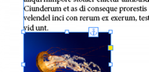 2 - Anchoring Objects to Text in InDesign CS5