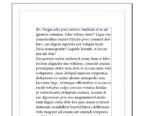 2 - Cross-referencing in InDesign