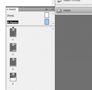 5 - Page Numbering in InDesign